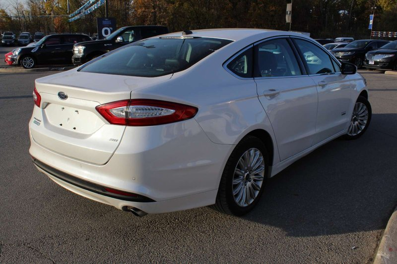 2014 Ford Fusion Energi for sale in Mississauga, Ontario