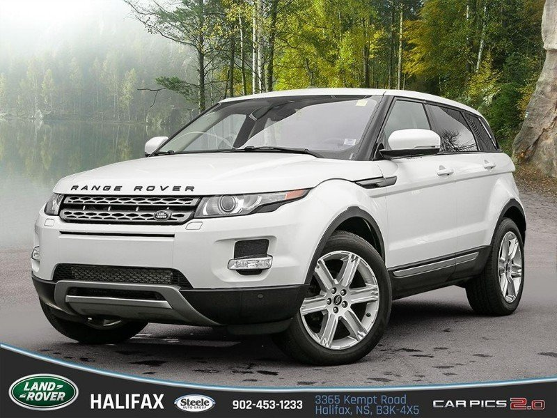 2013 Land Rover Range Rover Evoque for sale in Halifax, Nova Scotia