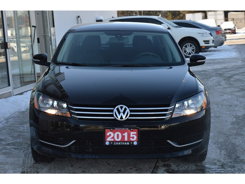 2015 Volkswagen Passat for sale in Chatham, Ontario