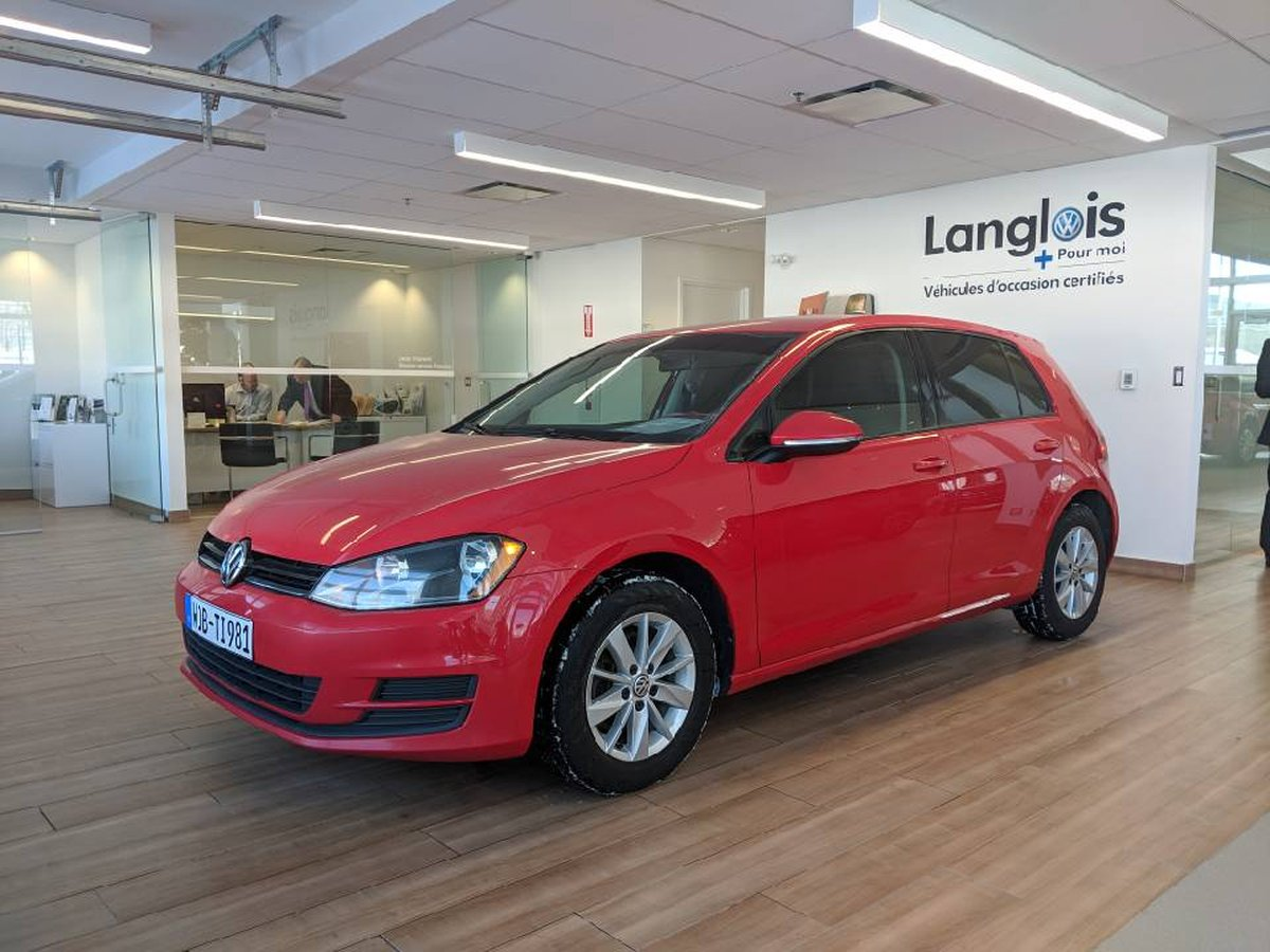 2015 Volkswagen Golf