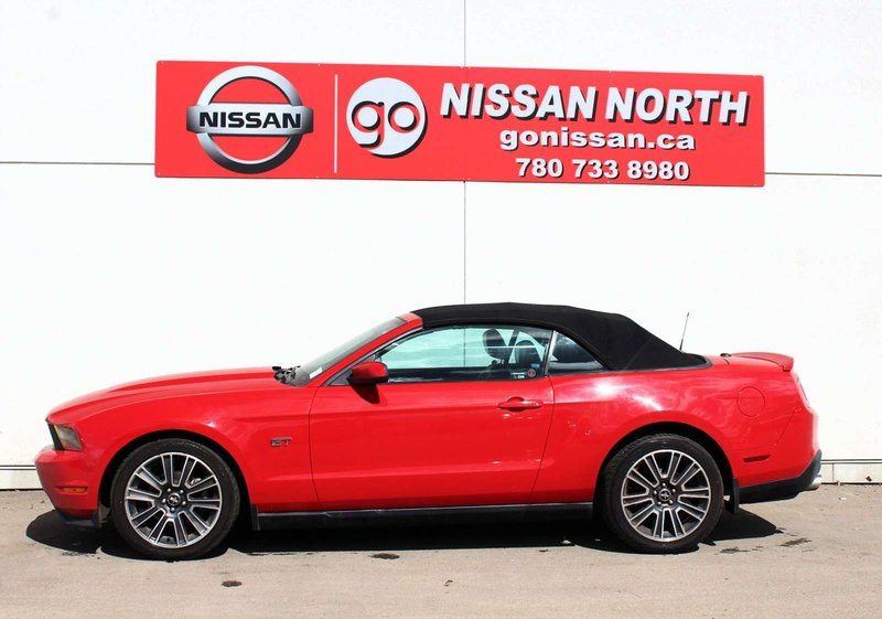 2010 Ford Mustang for sale in Edmonton, Alberta