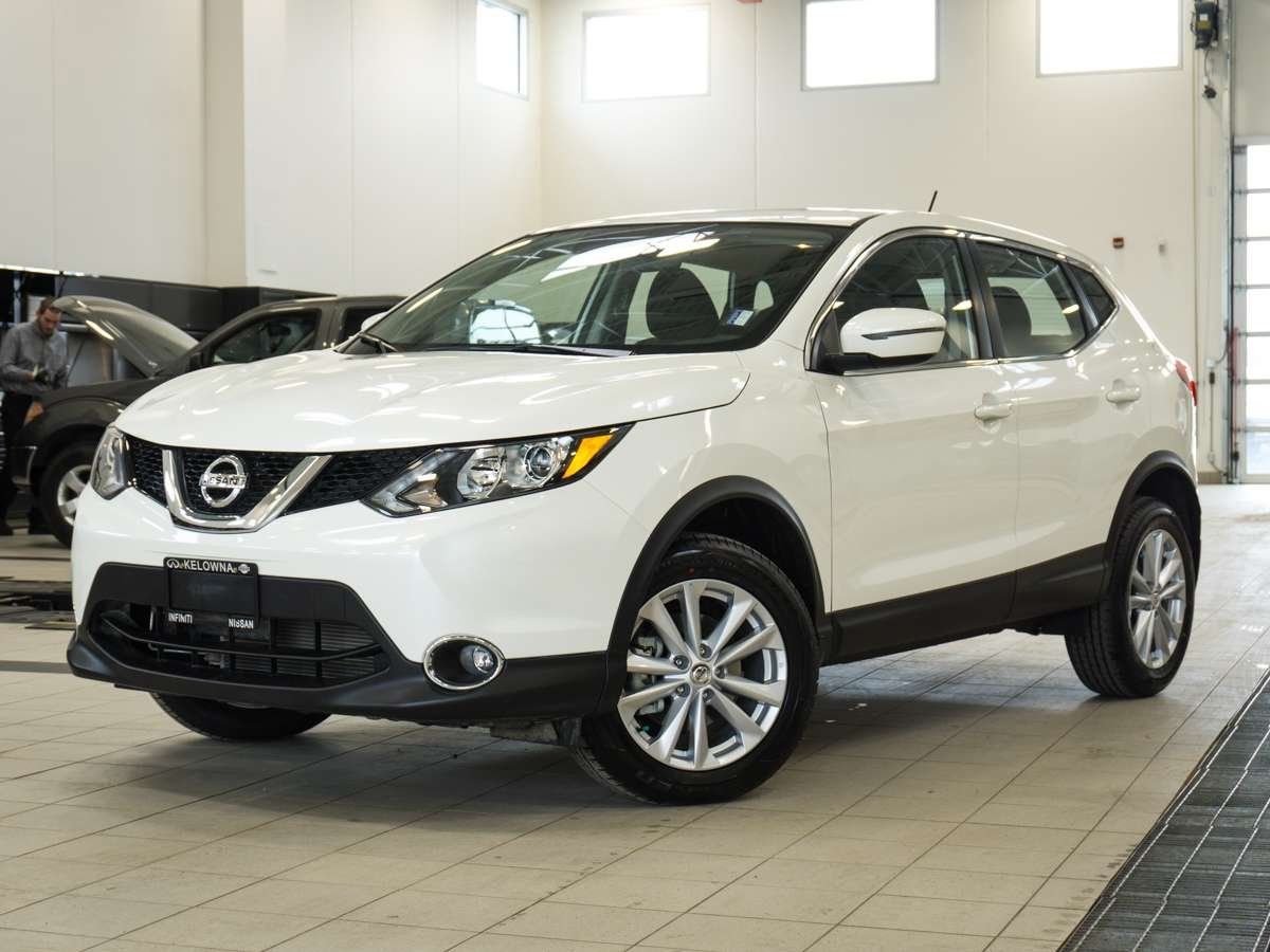 2018 Nissan Qashqai for sale in Kelowna