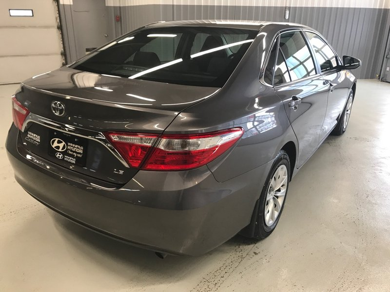 2017 Toyota Camry for sale in Winnipeg, Manitoba