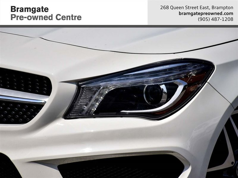 2014 Mercedes-Benz CLA for sale in Brampton, Ontario