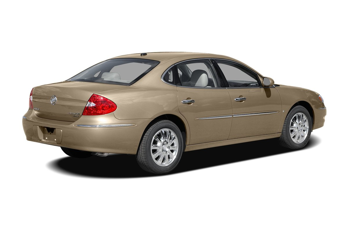 2007 Buick Allure for sale in Edmonton, Alberta