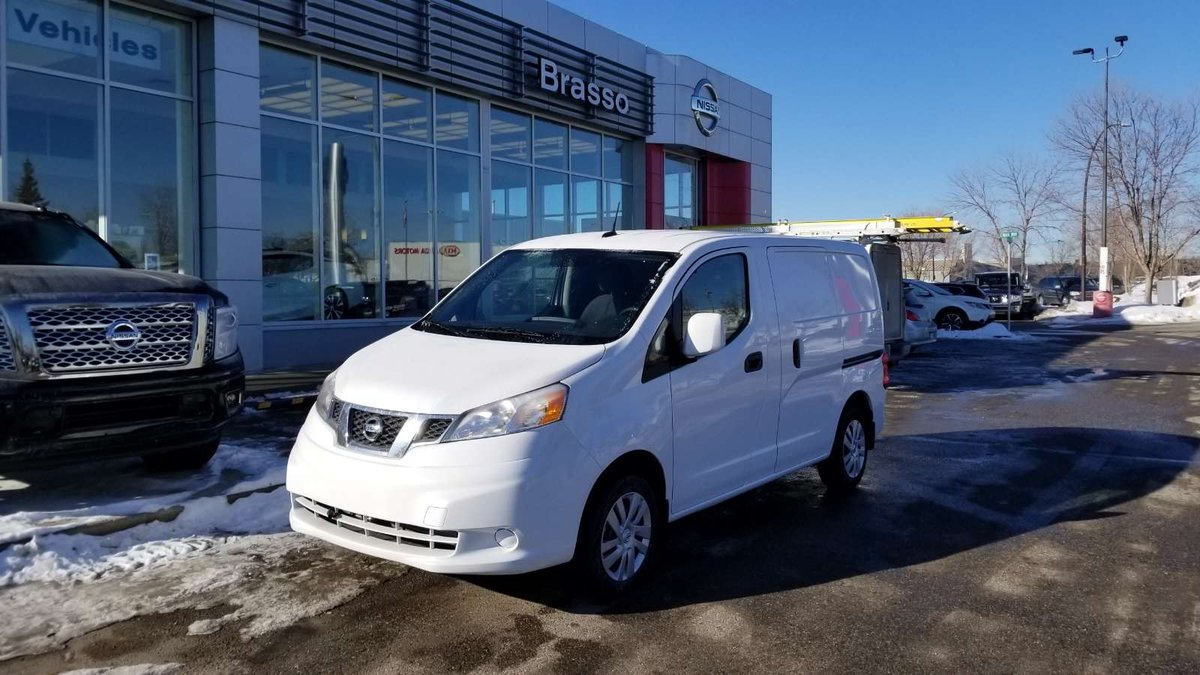 2018 Nissan NV200 for sale in Calgary, Alberta