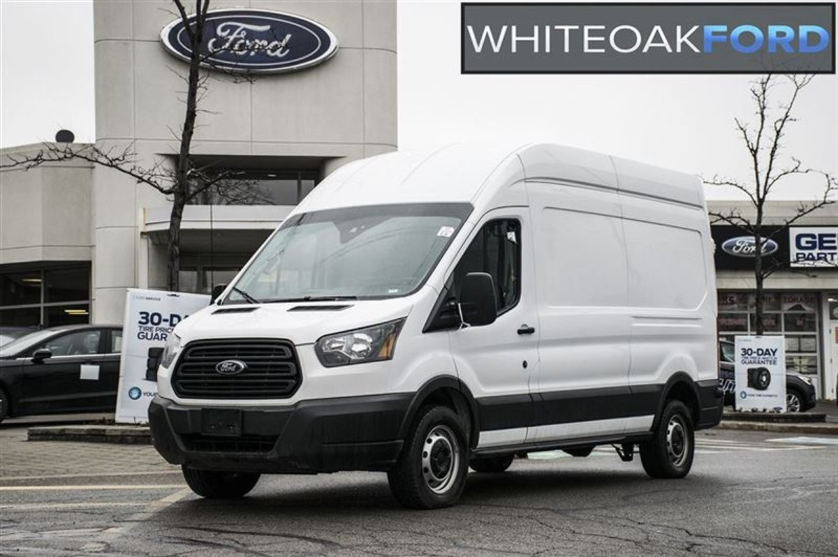 2017 Ford Transit Cargo Van for sale in Mississauga