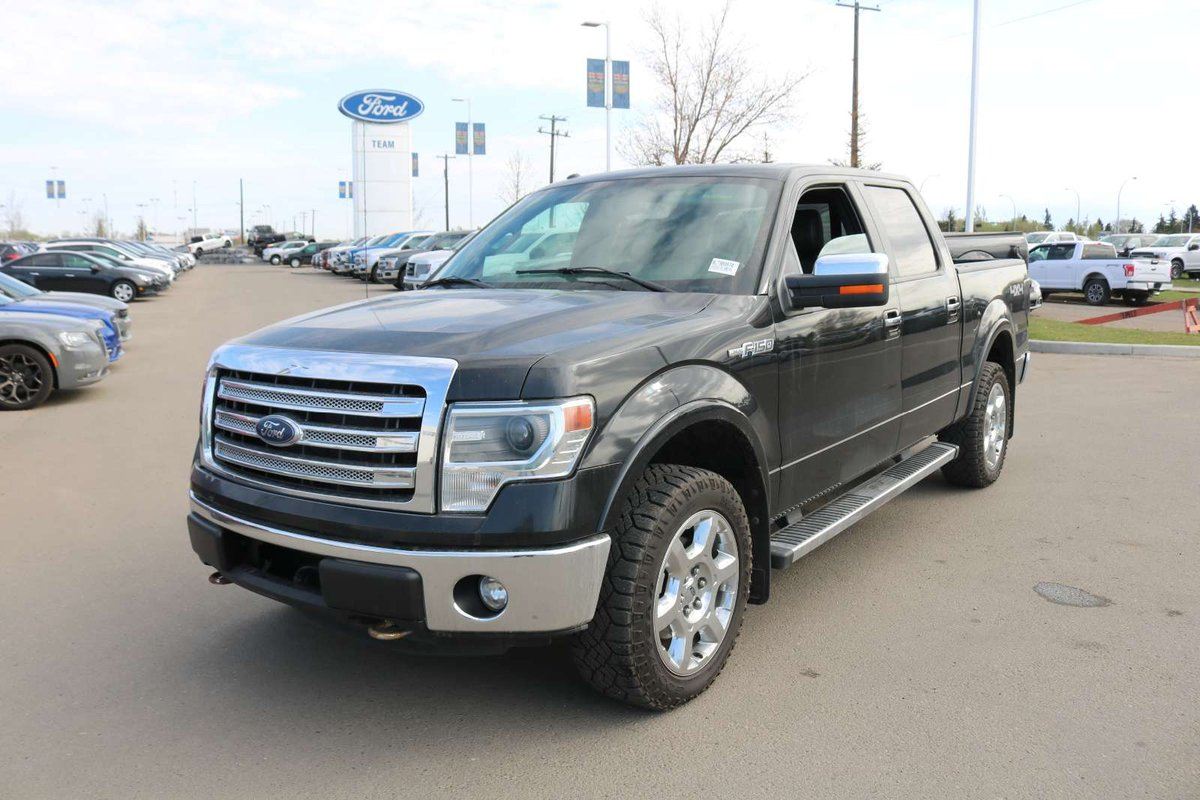 2013 Ford F-150 for sale in Edmonton