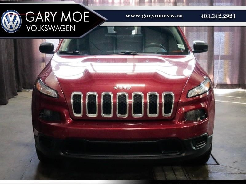 2015 Jeep Cherokee for sale in Red Deer, Alberta