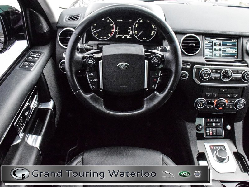 2014 Land Rover LR4 for sale in Waterloo, Ontario