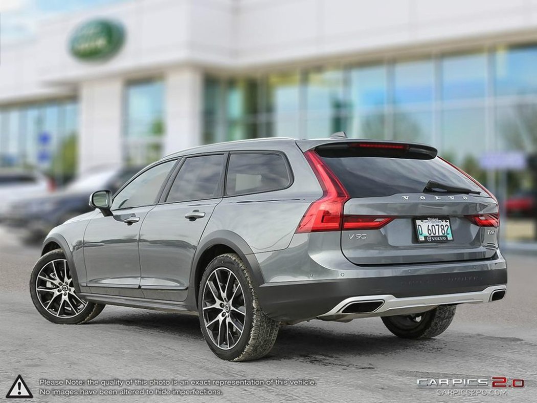 2018 Volvo V90 Cross Country For Sale In Winnipeg The Is New Manitoba