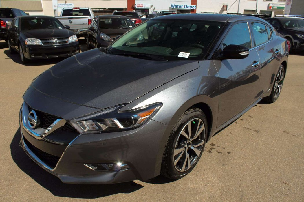 Maxima For Sale >> 2017 Nissan Maxima For Sale In Edmonton