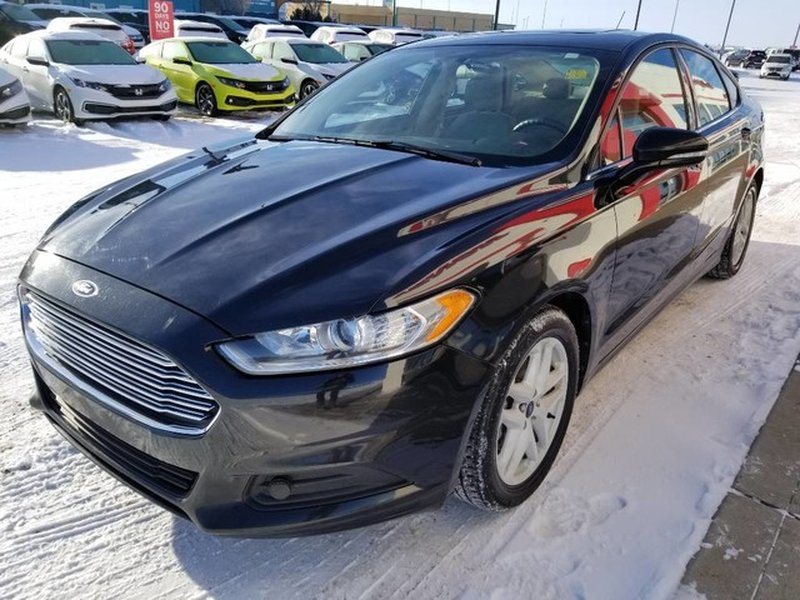 2013 Ford Fusion for sale in Medicine Hat, Alberta