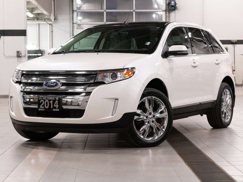 2014 Ford Edge for sale in Kelowna, British Columbia