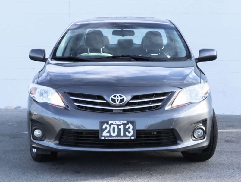 2013 Toyota Corolla for sale in Penticton, British Columbia