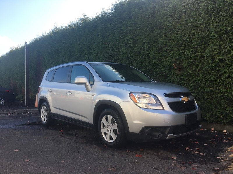 2013 Chevrolet Orlando for sale in Surrey, British Columbia