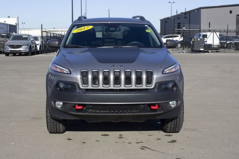 2017 Jeep Cherokee for sale in Prince Albert, Saskatchewan