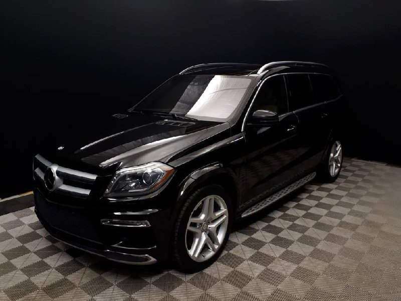 2013 Mercedes-Benz GL for sale in Edmonton, Alberta