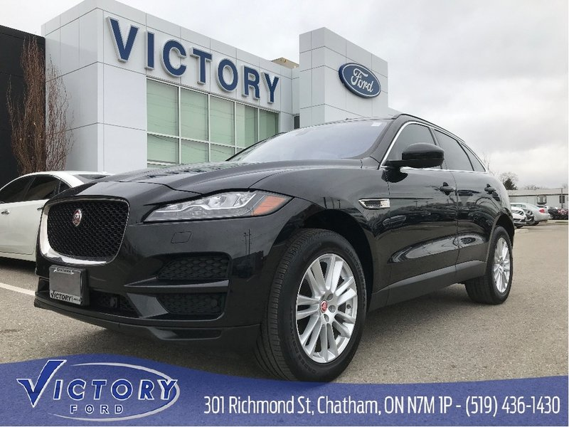 2017 Jaguar F-PACE for sale in Chatham, Ontario