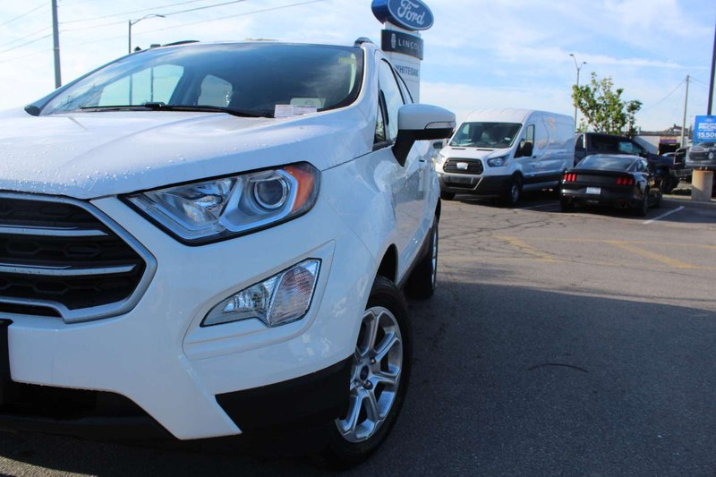 2018 Ford EcoSport for sale in Mississauga, Ontario
