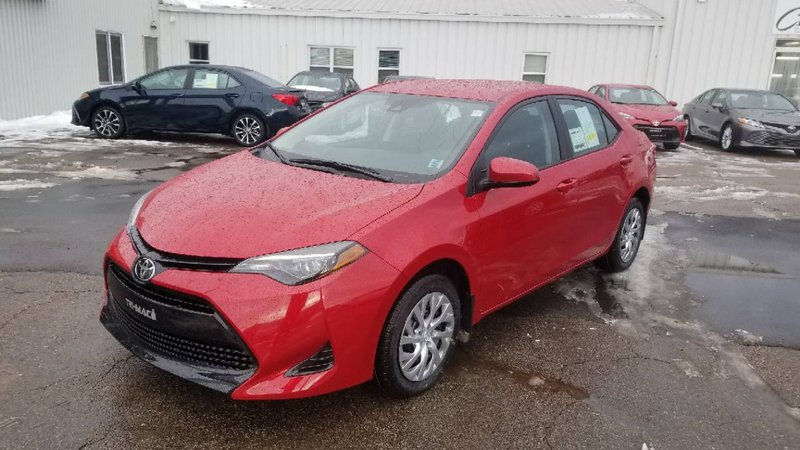 2019 Toyota Corolla for sale in Port Hawkesbury, Nova Scotia