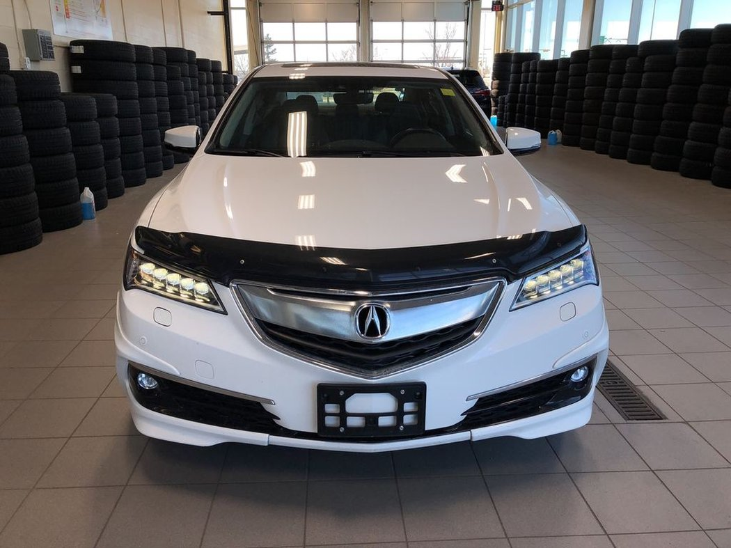 2016 Acura Tlx For Sale In Calgary