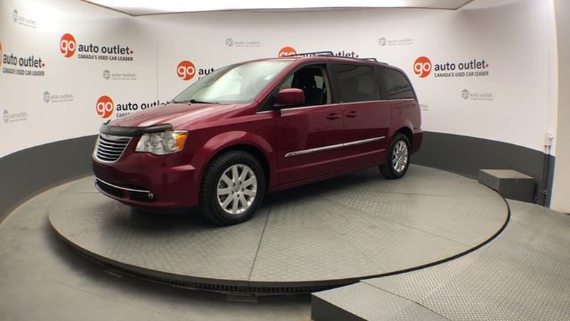 2014 Chrysler Town & Country for sale in Leduc, Alberta
