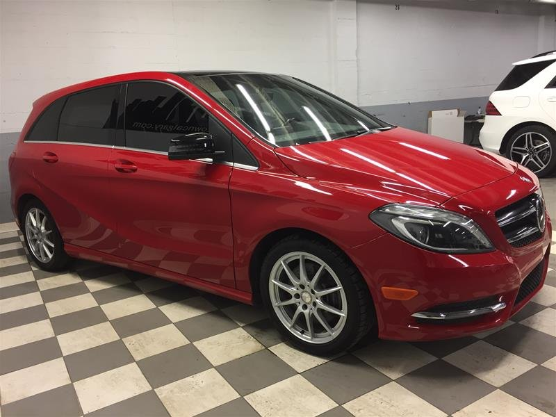 2014 Mercedes-Benz B-Class for sale in Calgary, Alberta