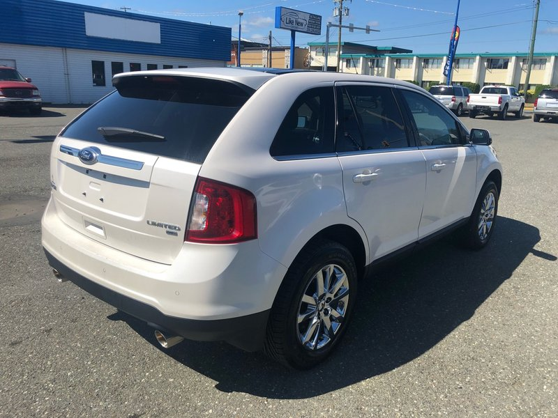 2013 Ford Edge for sale in Campbell River, British Columbia