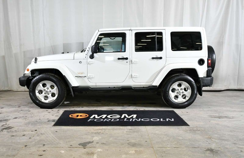 2014 Jeep Wrangler Unlimited for sale in Red Deer, Alberta