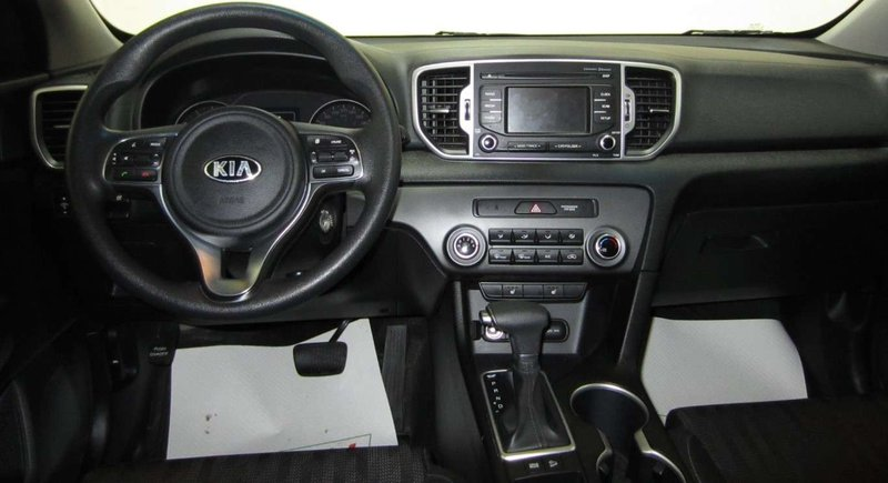 2017 Kia Sportage for sale in Winnipeg, Manitoba