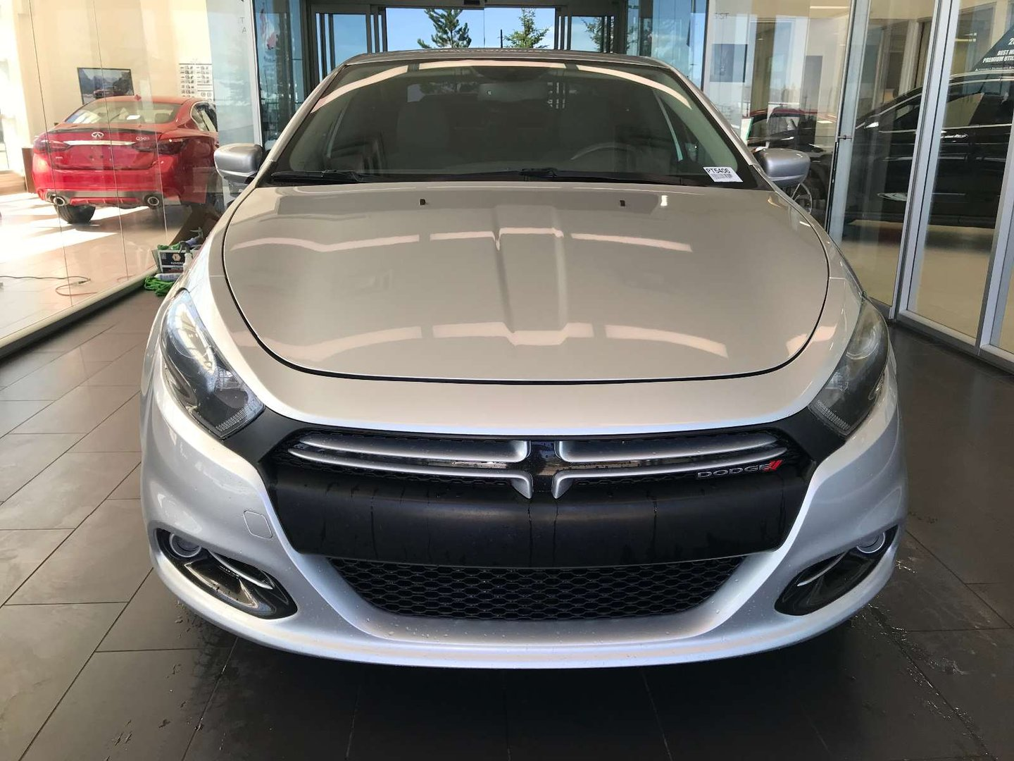 2013 Dodge Dart Rallye for sale in Edmonton, Alberta
