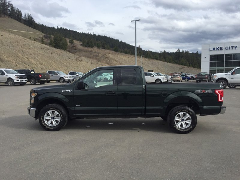 2015 Ford F-150 for sale in Williams Lake, British Columbia