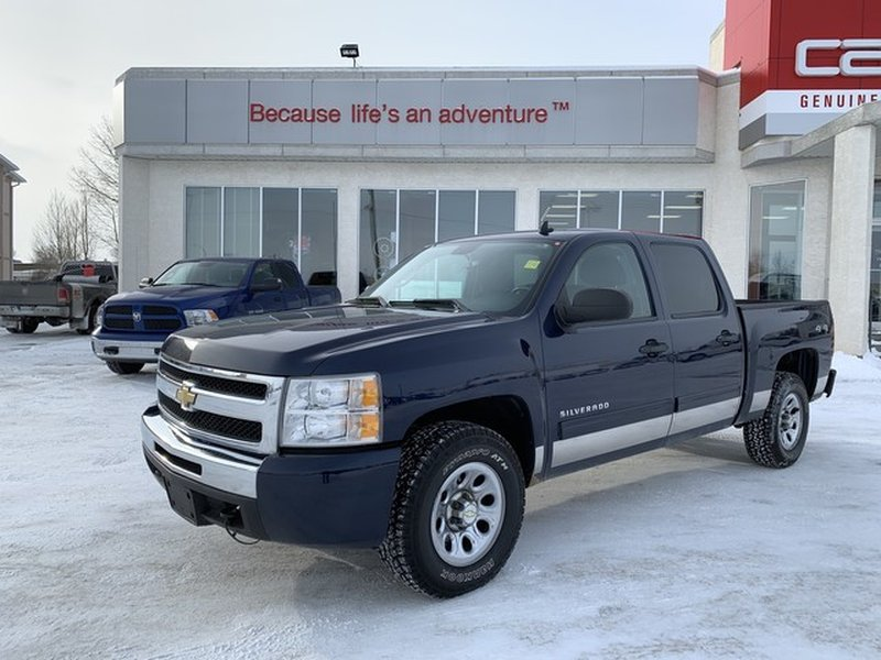 2010 Chevrolet Silverado 1500 for sale in Moose Jaw, Saskatchewan