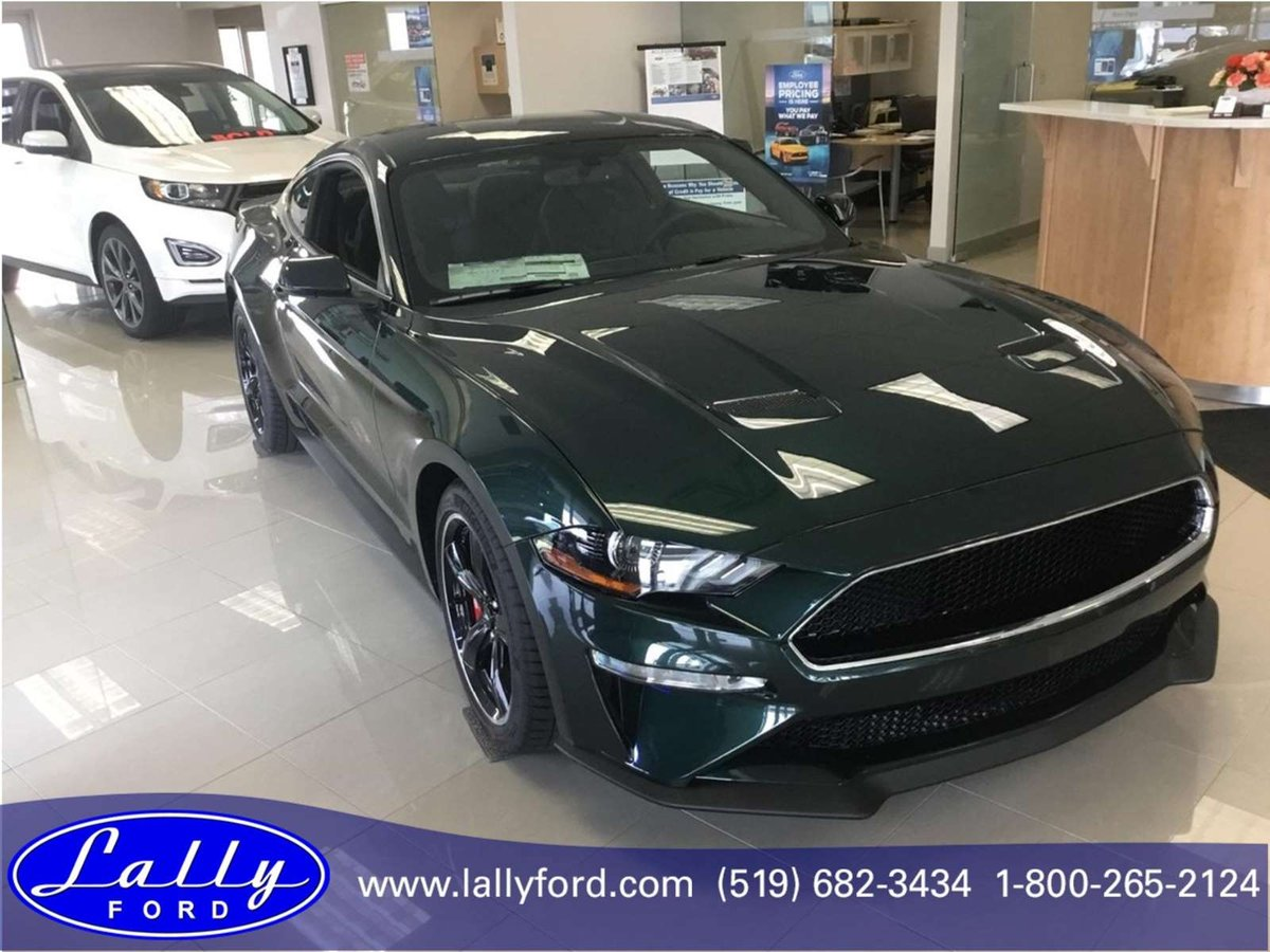 Mustang For Sale Ontario >> 2019 Ford Mustang For Sale In Tilbury