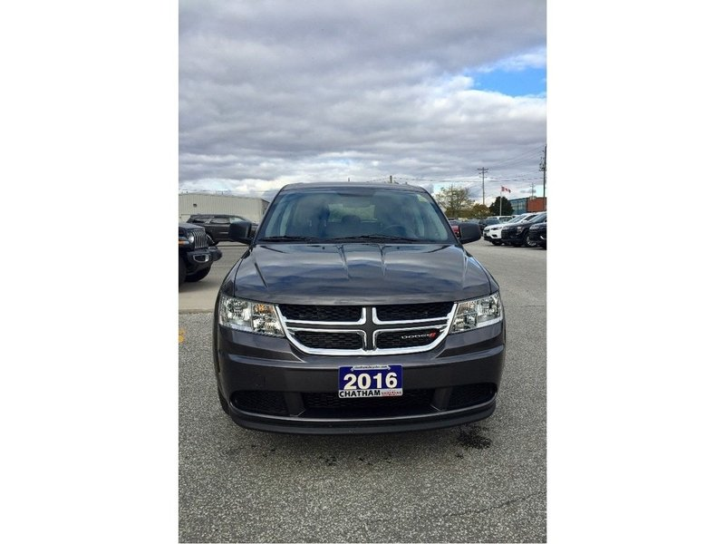 2016 Dodge Journey for sale in Chatham, Ontario