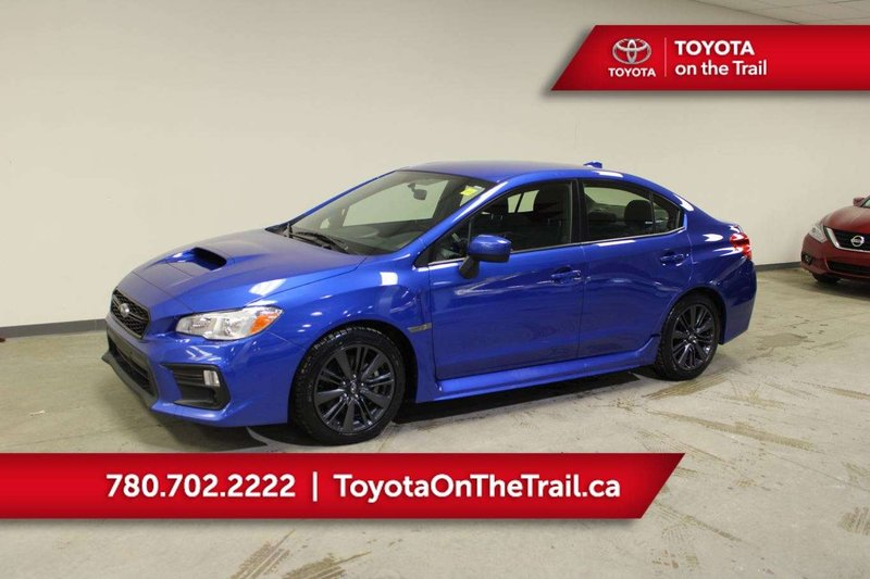 2018 Subaru WRX for sale in Edmonton, Alberta