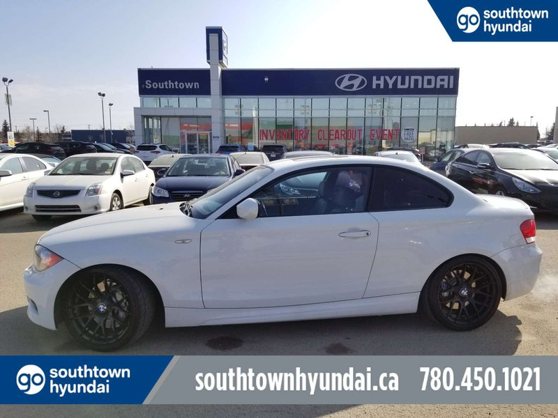 2011 BMW 1 Series for sale in Edmonton, Alberta