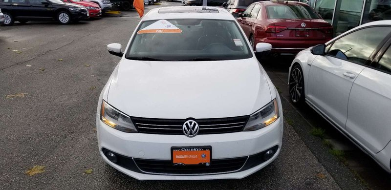 2012 Volkswagen Jetta Sedan for sale in Langley, British Columbia