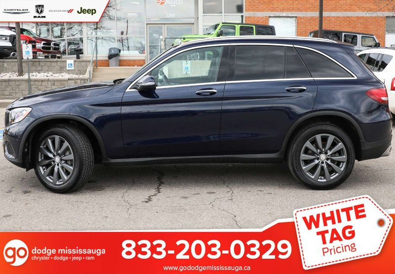 2016 Mercedes-Benz GLC for sale in Mississauga, Ontario
