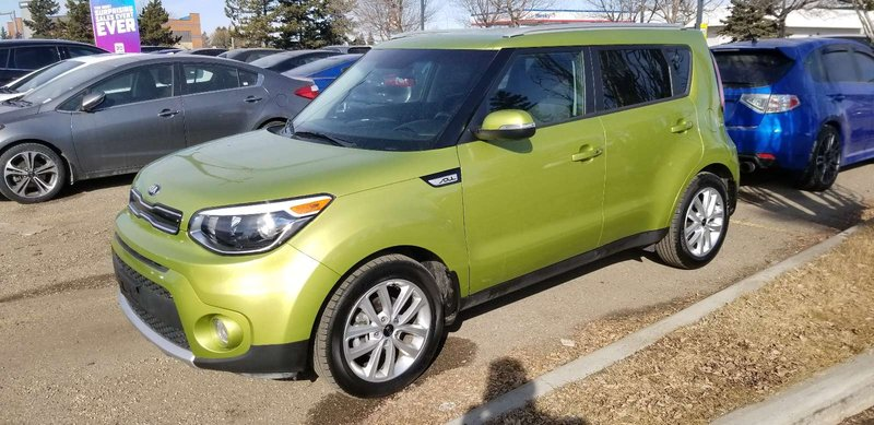 2017 Kia Soul for sale in Edmonton, Alberta