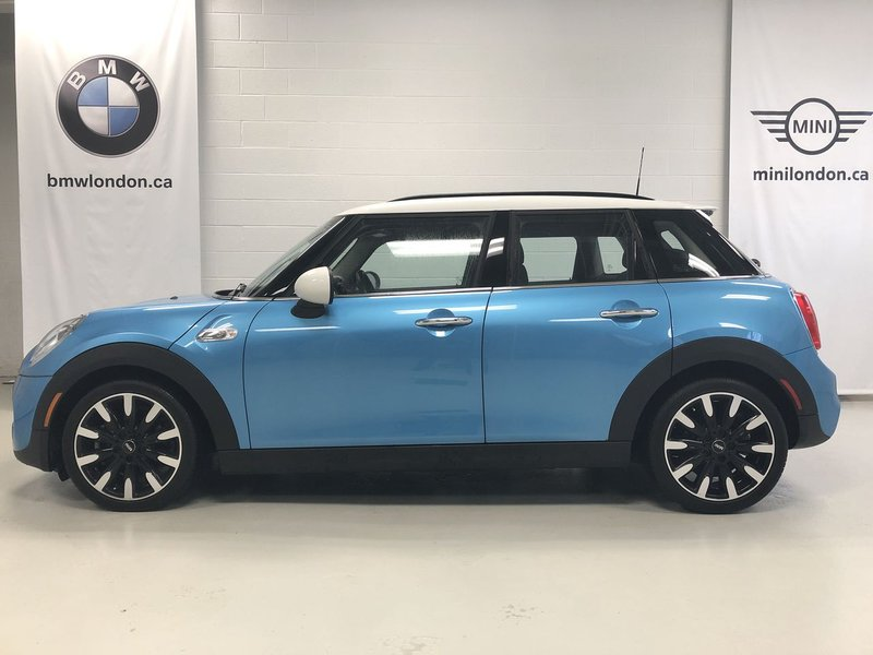 2018 MINI 5 DOOR for sale in London, Ontario