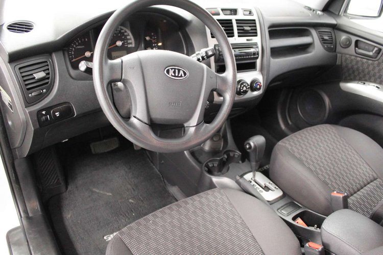 2008 Kia Sportage LX-Convenience for sale in Edmonton, Alberta