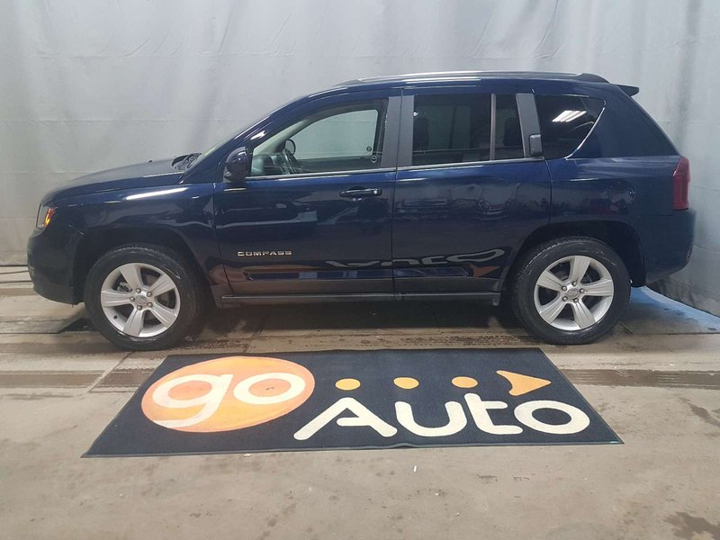 2015 Jeep Compass for sale in Red Deer, Alberta