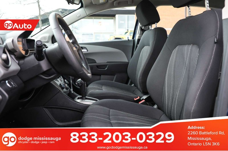 2014 Chevrolet Sonic for sale in Mississauga, Ontario