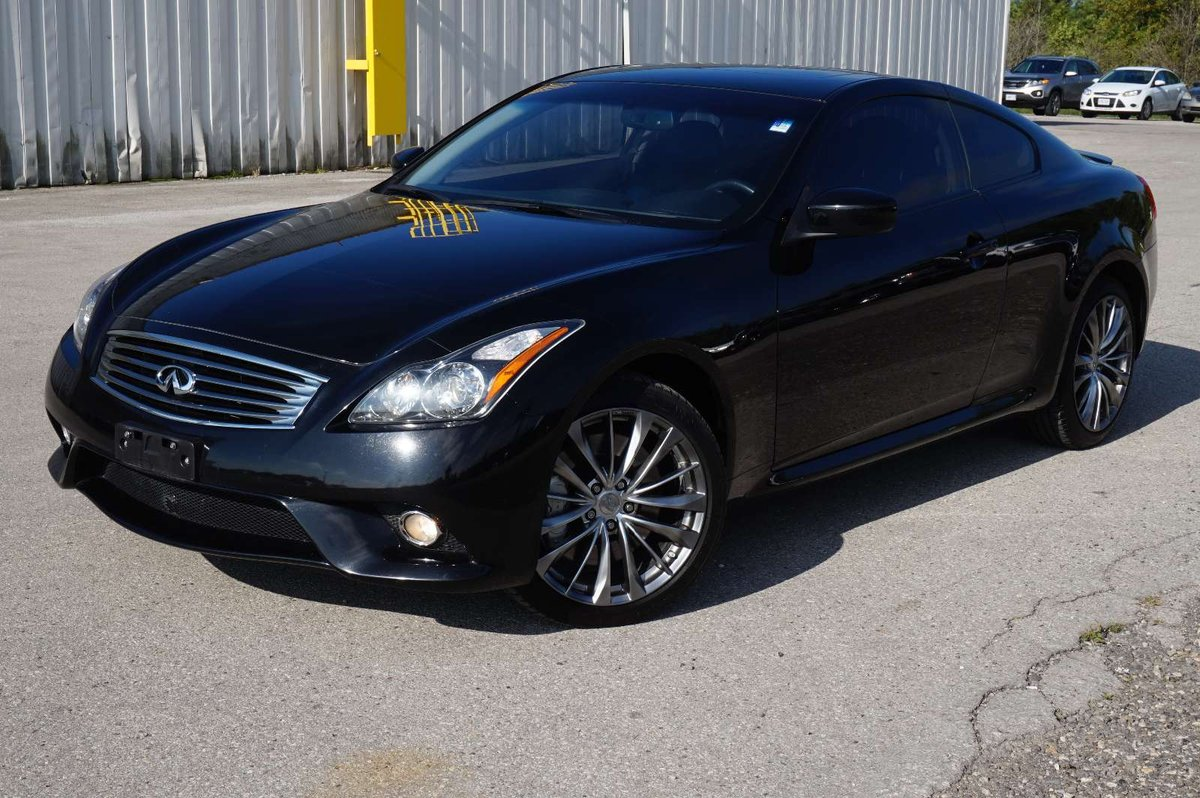 2012 Infiniti G37 Coupe for sale in Listowel