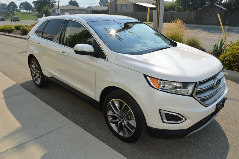 2016 Ford Edge for sale in Kamloops, British Columbia