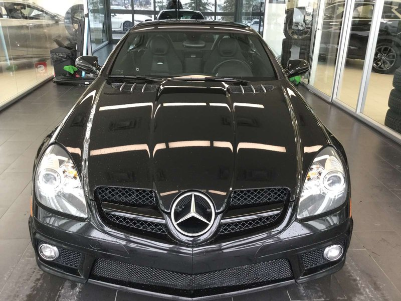 2009 Mercedes-Benz SLK for sale in Edmonton, Alberta