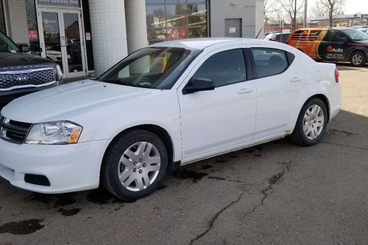 2013 Dodge Avenger SE for sale in Edmonton, Alberta