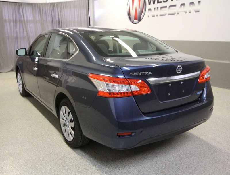2015 Nissan Sentra for sale in Moose Jaw, Saskatchewan